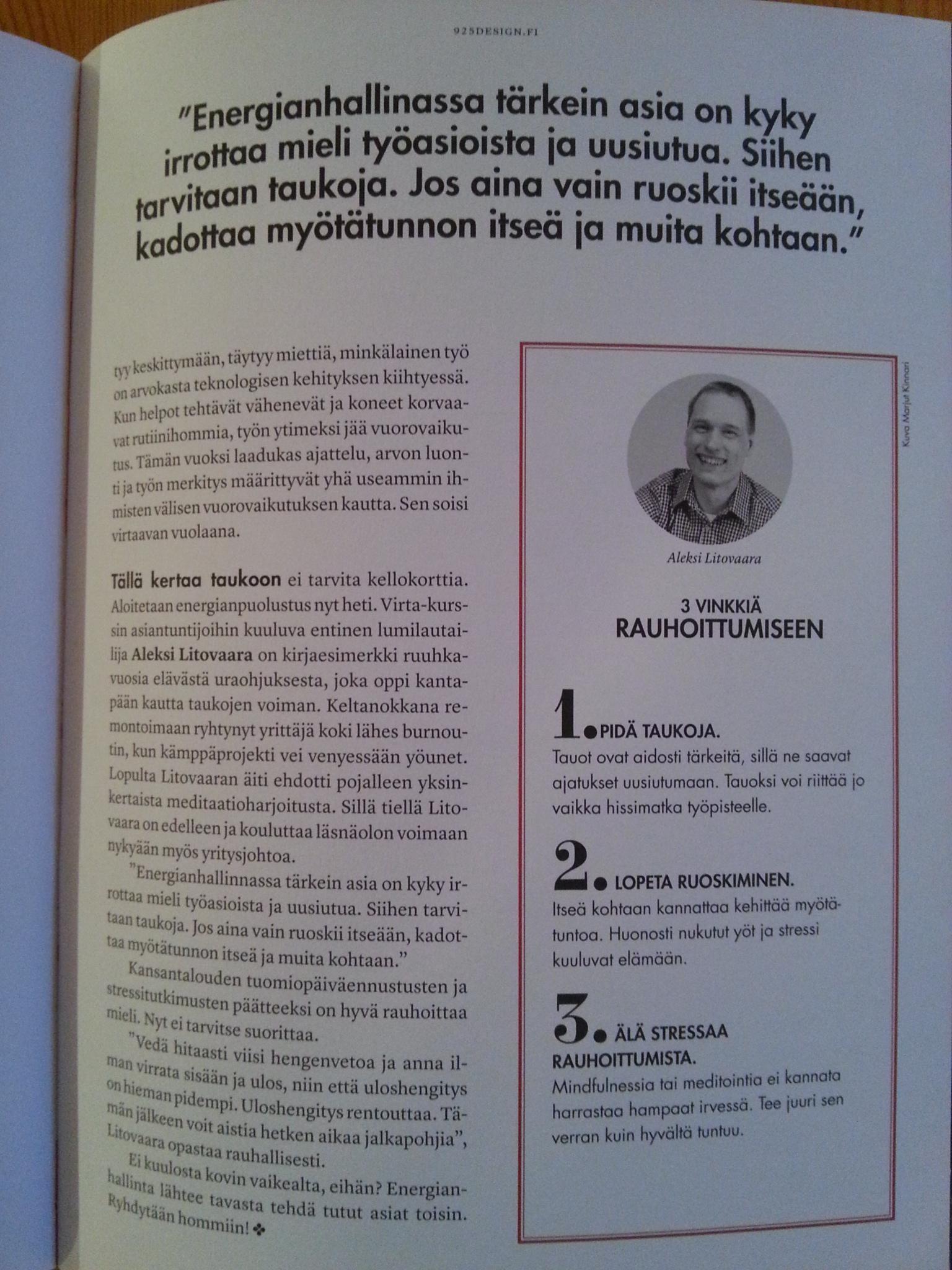 925-lehti_Aleksin_vinkit_rauhoittumiseen_mindfulness